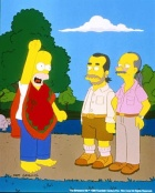 The Simpsons 10x06 : D'oh-in' in the Wind- Seriesaddict